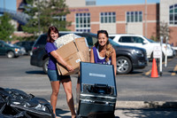 Move-In Weekend, August 2015