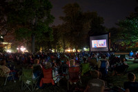 Family Movie Night - Founders Lawn