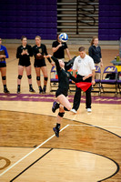 Ashland University vs Lake Erie Volleyball