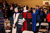 Winter Commencement 2016 Processional