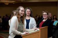Alpha Lambda Delta Induction Ceremony