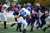 AU vs Hillsdale Football