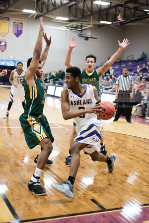 Ashland University vs Northern Michigan Men's Basketball