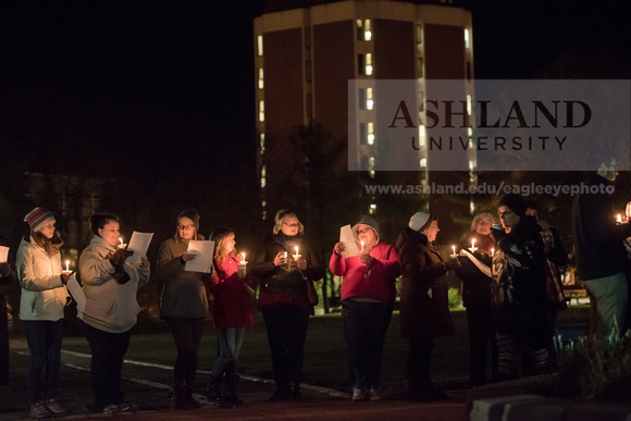 Ashland Center for Nonviolence Non-Partisan Solidarity Vigil