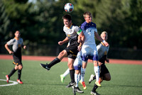 AU vs Ohio Dominican Men's Soccer