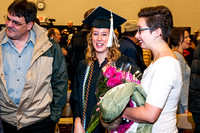 Winter Commencement 2016 Post-Ceremony