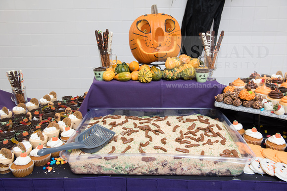 Student Dining Services - Halloween Special