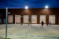 Men's Sand Volleyball - Recreational Services