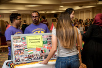 Orientation Weekend - Involvement Fair